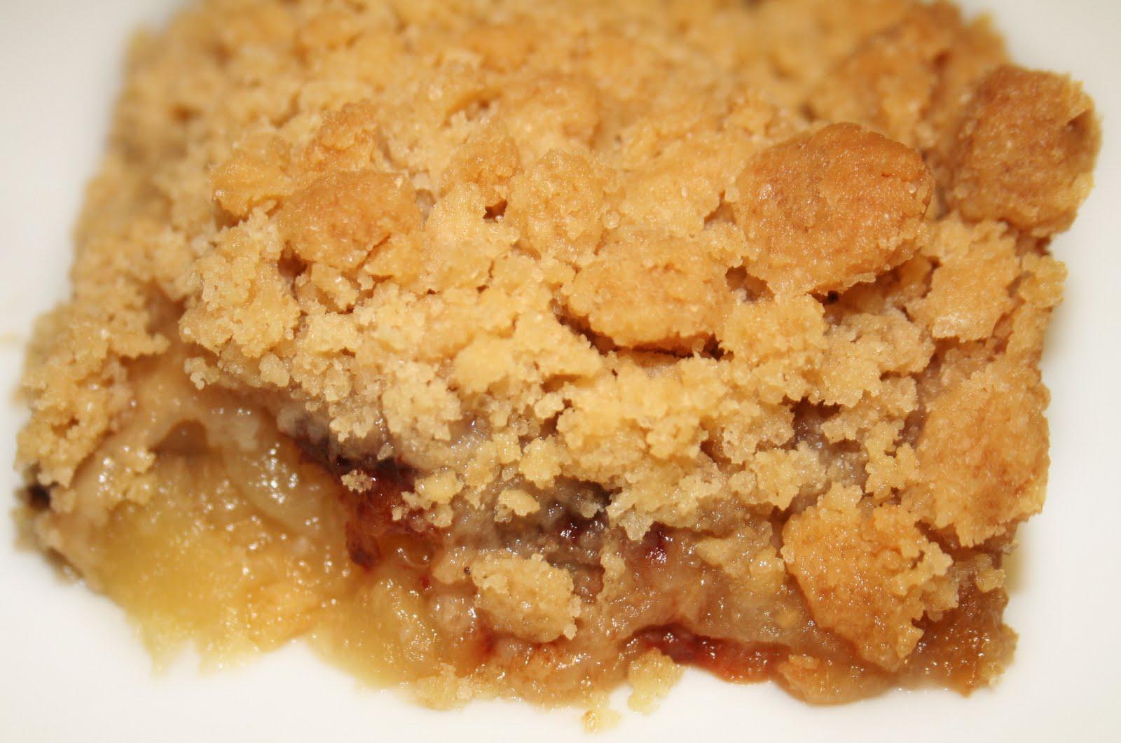 La cuisine de bernard crumble pommes poires et chocolat - Peut on congeler des poires ...