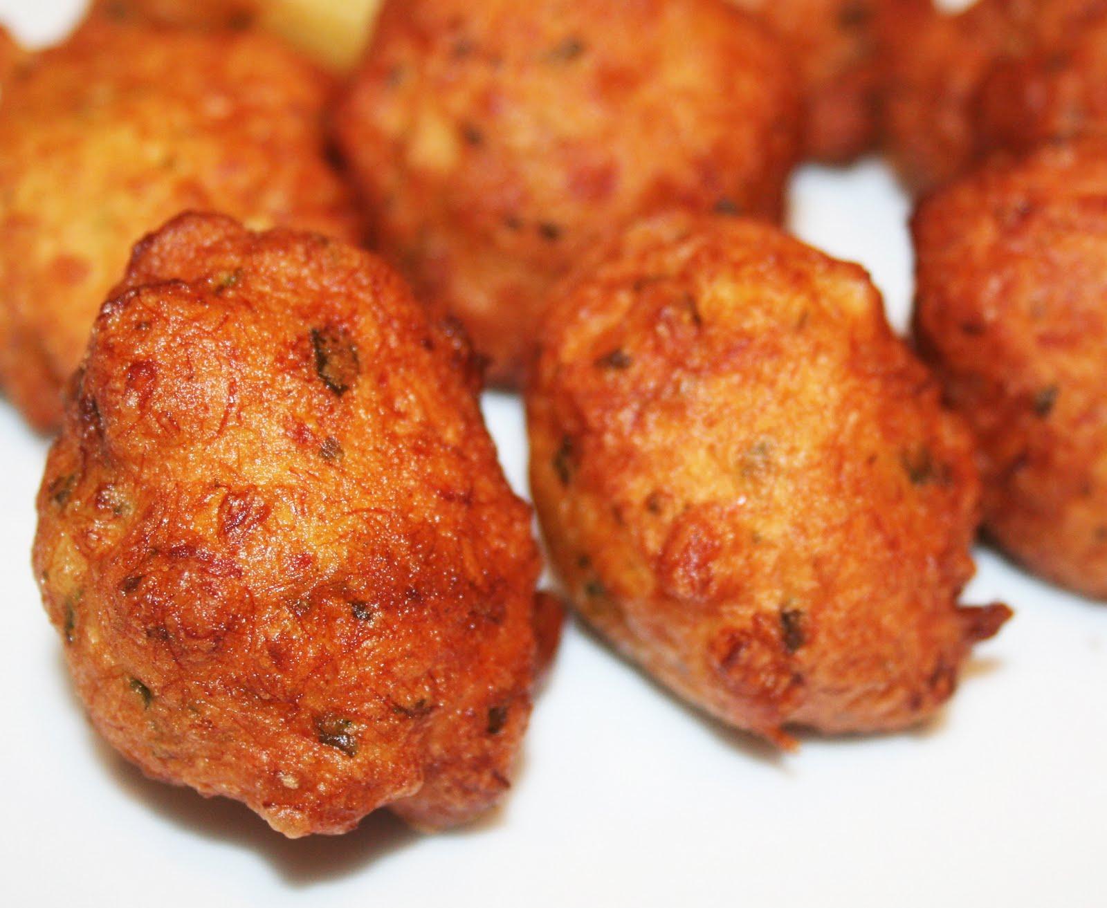 Relativ La Cuisine de Bernard : Accras Antillais IX09