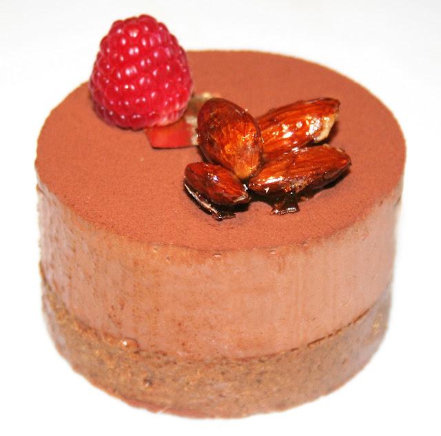 La cuisine de bernard les croustillants chocolat framboises for A cuisine de bernard