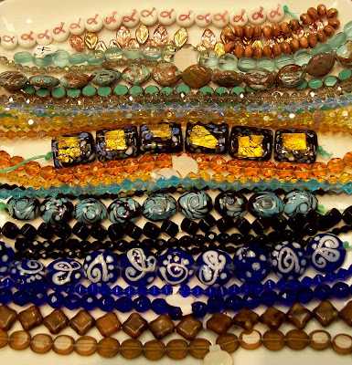 Some of my new beads