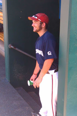 Another dugout photo