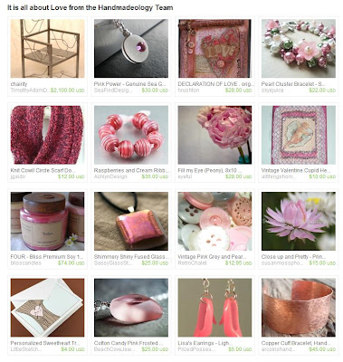 New Etsy treasury