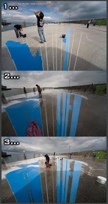 Dibujos 3d en el suelo pinta graff for Suelo 3d madrid