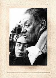 Frida Kahlo y Diego Rivera (1954)