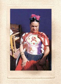 Frida y su corset