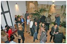 fiesta del estudio-galería M. Forteza Villar, C/Missió, 28