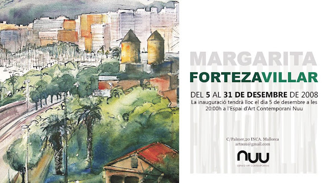 Exposicion Inca. galeria NUU