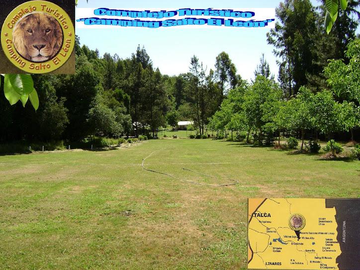 Complejo Turístico Camping Salto El León