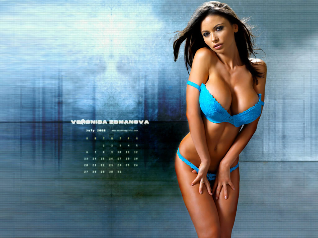 Veronica Zemanova Nude Photos 50