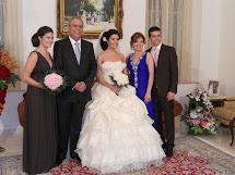Traditional Lebanese Wedding Dress