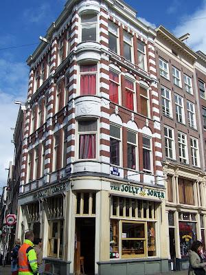 Coffeeshop Jolly Joker à Amsterdam