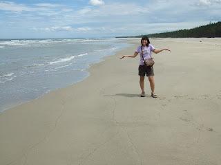 Quang Gnai Beach Vietnam