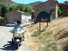 RUTA DE LOS DINOSAURIOS 2008