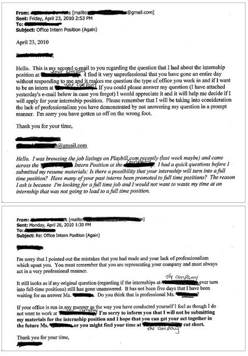 Effective journalism cover letter
