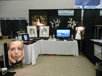 I would like to thank my Bridal Show team Jan and Samantha did a lot to
