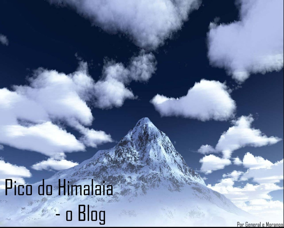 Pico do Himalaia