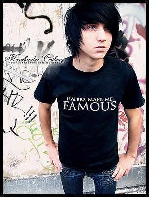 Fashion for Emo Boys
