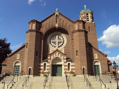 Orbis catholicvs american church architecture 1920s splendor this byzantine romanesque is magnificent and wonderful to see in america sciox Choice Image