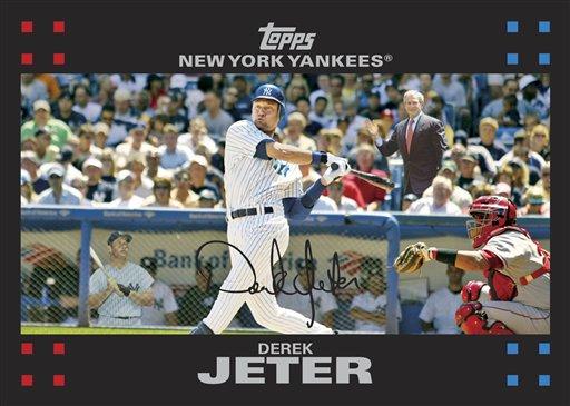 Derek Jeter - Derek Jeter Wallpaper (852797) - Fanpop