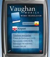 Traductor en el móvil