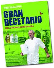 Gran recetario con Karlos Arguiñano