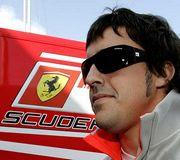 Alonso y Ferrari