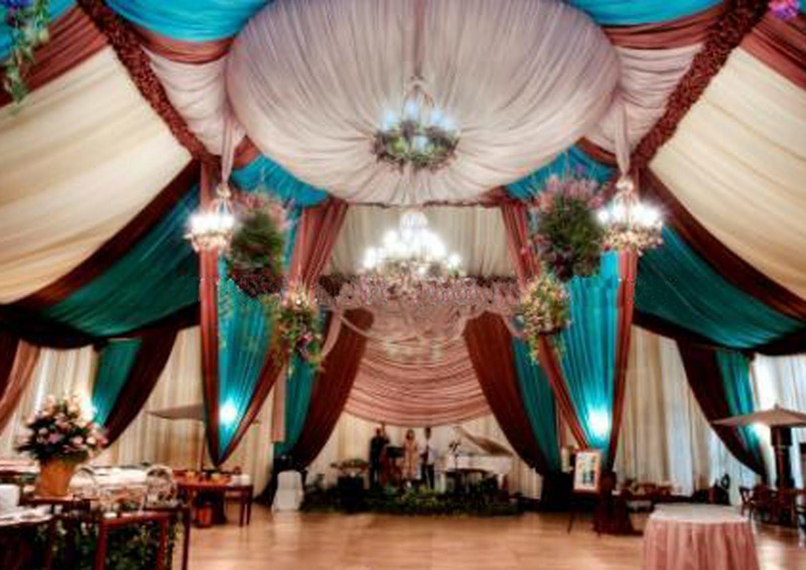 Dekorasi pelaminan kota malang tenda ten party junglespirit Gallery