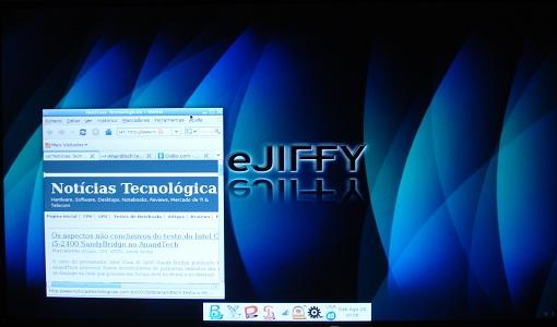 Sistema eJIFFY - ECS MCP61M M3