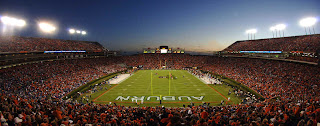 Picture of Auburn Stadium