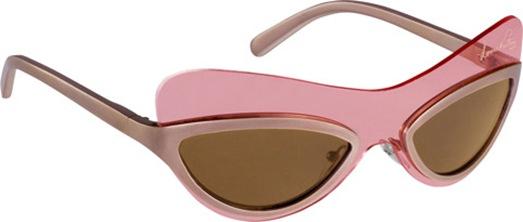 Louis Vuitton Ella sunglasses in pink