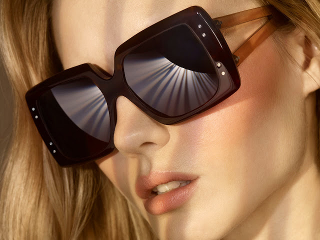 Victoria Beckham sunglasses v-517. In partnership with Cutler and Gross