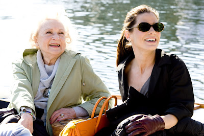 Sandra Bullock wears Face à Face, pictured with Betty White in The Proposal - click to enlarge