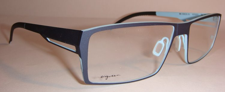 Orgreen Opticals, rather like Ray-Bans