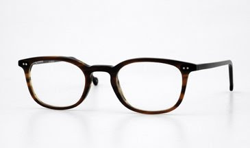 la Eyeworks Hicks in coffee-tortoise