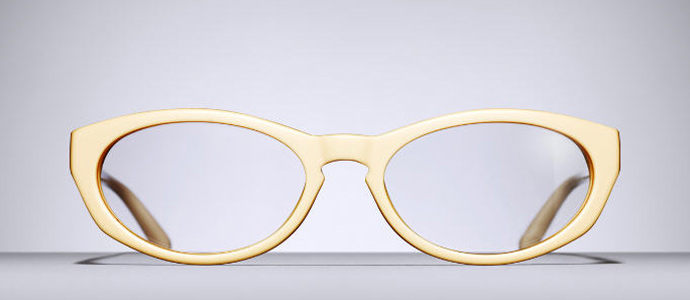 Oscar Magnuson AW10 ophthalmic Astrid glasses