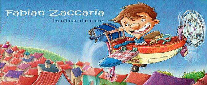 Fabian Zaccaria Ilustraciones