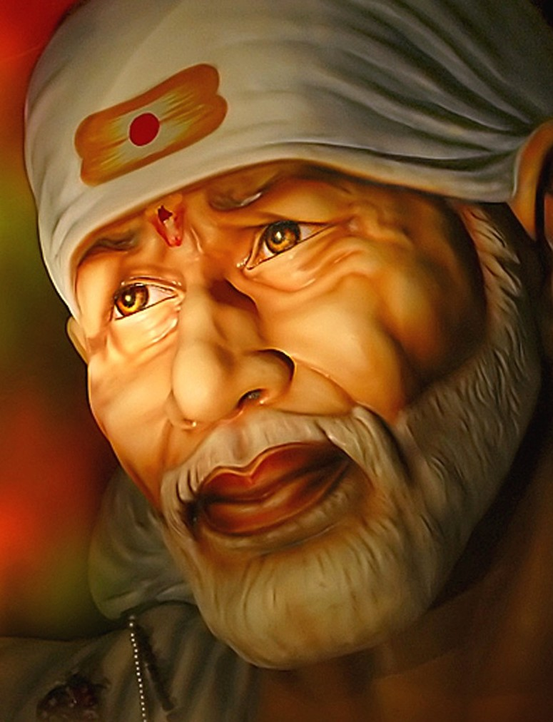 saibaba wallpaper. Sai Baba Wallpapers for Mobile