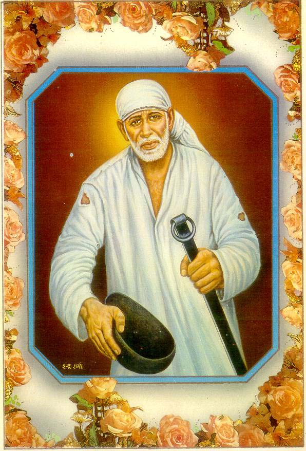 Gaul wallpapers sai baba e greeting card i received today m4hsunfo
