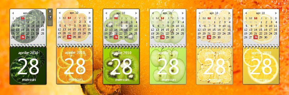 Calendar Planner Gadget For Windows : Gadget hijri calendar windows gratis new