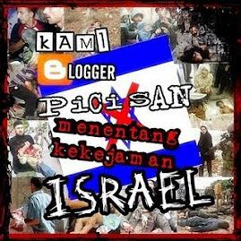 Mari Kita Tentang Kekejaman Israel.