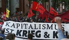 تظاهرات اول مام مه در برلین 2009