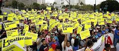 تظاهرات اول ماه مه در لوس آنجلس  2009