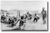 28 مرداد 58 جمهوری جنایتکار اسلامی صدها تن از مبارزین خلق کرد را بیرحمانه تیرباران کرد.