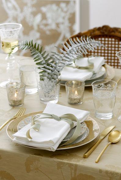 Mis recetas de cocina consejos para poner una mesa - Como poner la mesa en navidad ...