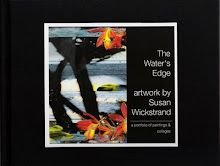 Coffee table book of Susan's artwork