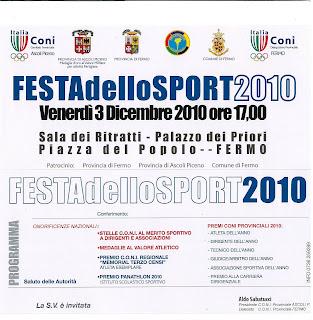 festa dello sport 2010