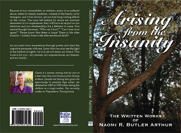 Arising from the Insanity: The Written Works of Naomi R. Butler Arthur