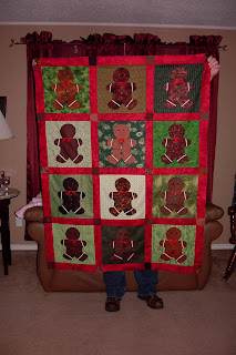 Gingerbread House Quilt Pattern Free : GINGERBREAD QUILT PATTERNS 1000 FREE PATTERNS