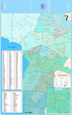 BURUNDI Maps of BUJUMBURA
