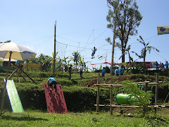 Suasana arena Outbound